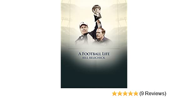 Amazon.com  A Football Life - Bill Belichick  Ken Rodgers 831767e69