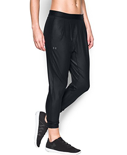 Under Armour Women's City Hopper Harem Pant, Black (001), Small