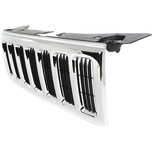 jeep commander grill - 3