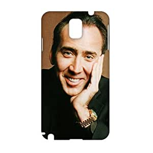 Angl 3D Nicolas Cage Phone For SamSung Galaxy S3 Case Cover