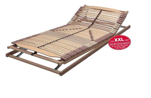 MALIE Lattenrost Panda Superflex XXL KF mit Bambuskorpus 90X200 CM