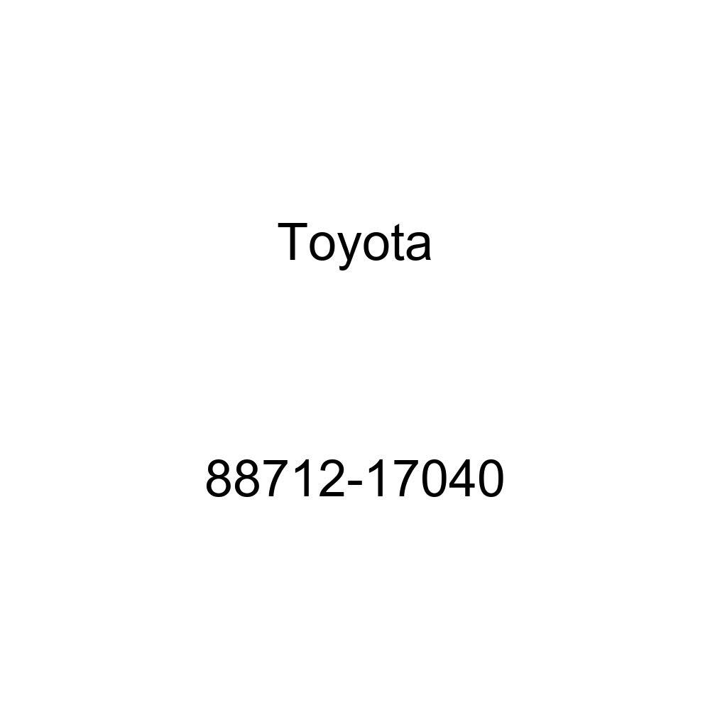 Toyota 88712-17040 Refrigerant Suction Hose