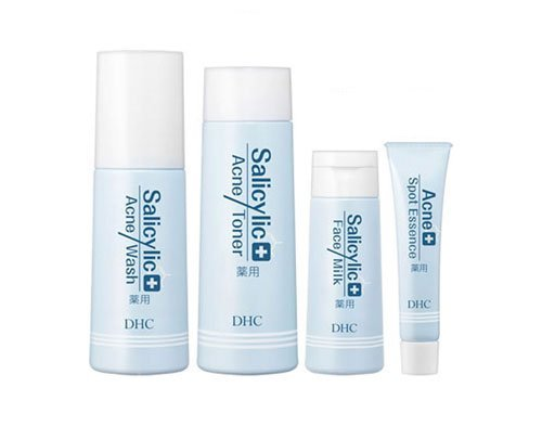 DHC Salicylic Acne Control Value Complete Set [Ship from Japan]