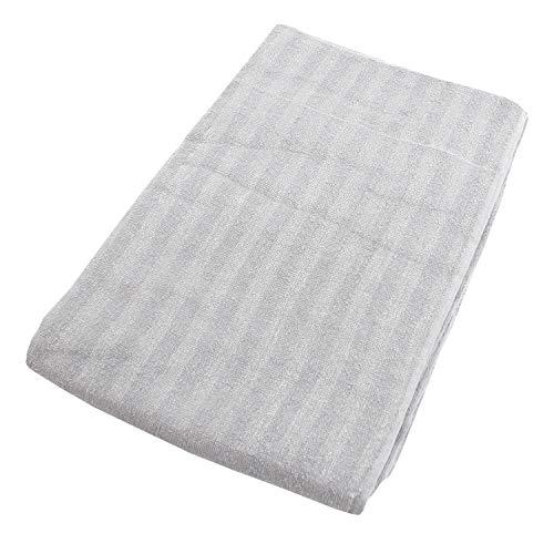 메리 나이트 모 포 그레이 싱글 부드러운 레이 온 소프트 컴파일 켓 TK191438-05 / Merry Night Tauket Grey Single Soft Rayon Soft Pileket TK191438-05