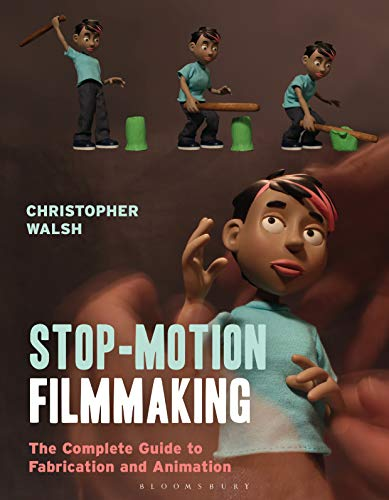 Pdf Entertainment Stop Motion Filmmaking: The Complete Guide to Fabrication and Animation (Required Reading Range)