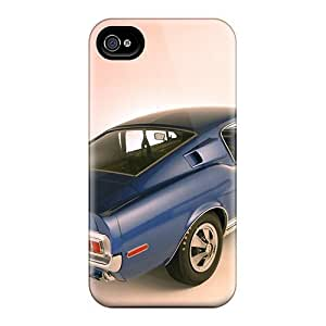 New Arrival Iphone 4/4s Case 68 Shelby Mustang Case Cover by mcsharks