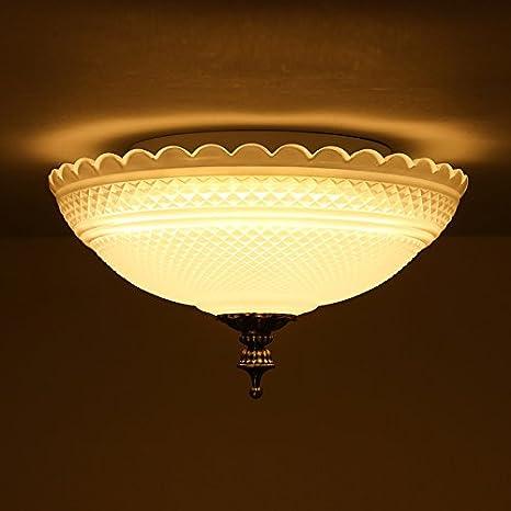 KHSKX Lámpara de techo,Unión vintage lámparas de techo de ...