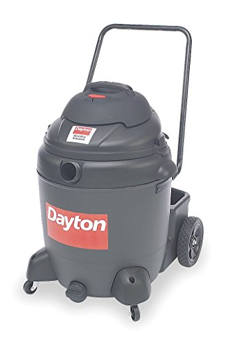 Dayton Wet/Dry Vacuum, 6.5 HP, 22 gal, 120V