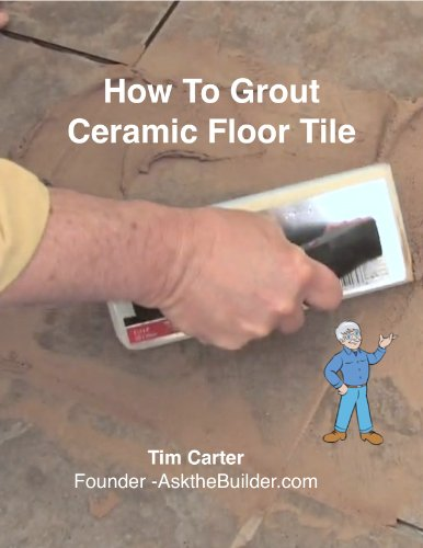 How to Grout Ceramic Floor ()