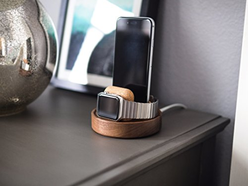 Material Dock - A combination charging dock for iPhone and Apple Watch by Studio Neat (Image #5)