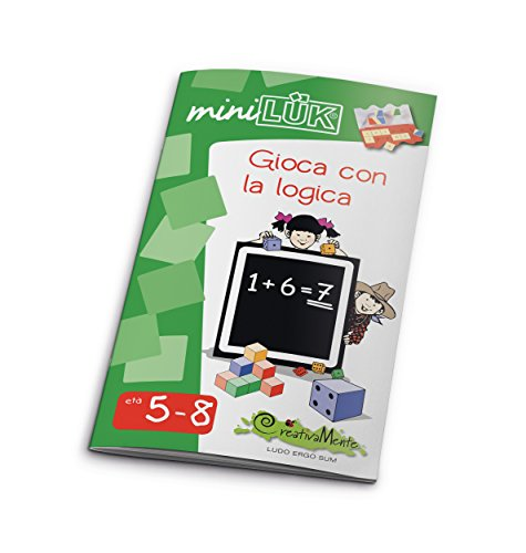 Creativa Mente lkm-l31 – Play Book Play with The Logic