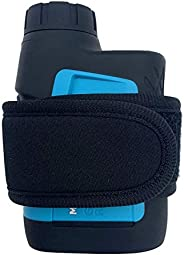 Wanty Adjustable Golf Magnetic Rangefinder Wrap/Mount/Holder/Strap/Band with Strong Magnet Securely Attach to