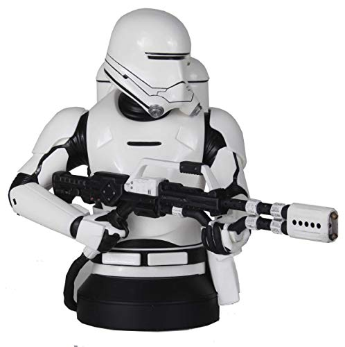 STAR WARS FIRST ORDER FLAMETROOPER MINI BUST (THE FORCE AWAKENS)