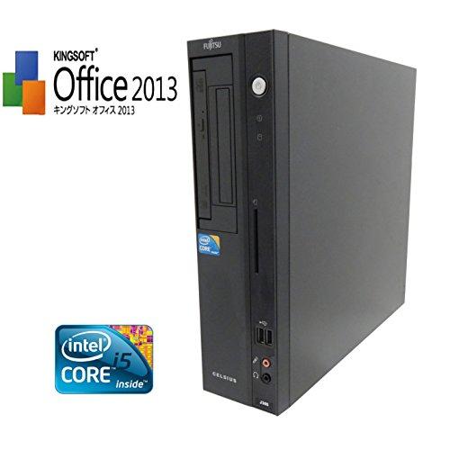 富士通 J380 新世代Core i5 3.2GHz メモリ4GB HDD160GB DVDスーパーマルチ