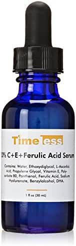 Timeless Skin Care 20% Vitamin C Plus E Ferulic Acid Serum, 1 oz