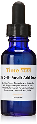 Timeless Skin Care 20% Vitamin C Plus E Ferulic Acid Serum, 1 oz.