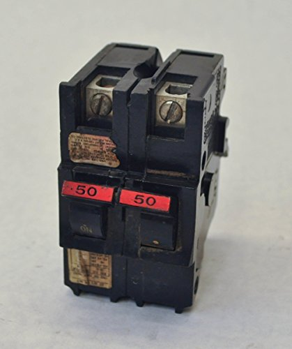 FPE NA250 50A 240V 2P 10K (Federal Pacific Electric Circuit Breaker)