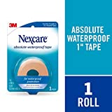 Nexcare Absolute Waterproof First Aid Tape, Tears