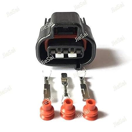 AMZVASO - Female 3 Pin Sumitomo 6248-5316 6248-5317 For Toyota 1JZ-GTE 2JZ-GTE R152 W58 V160 VSS Connector Sensor Plug