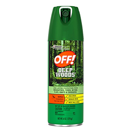 OFF Deep Woods Insect Repellent product image
