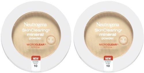 Neutrogena Cosmetics Clearing Mineral Powder