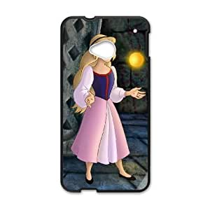 HTC One M7 Phone Case Cartoon Black Cauldron, The Protective Cell Phone Cases Cover DFJ120099