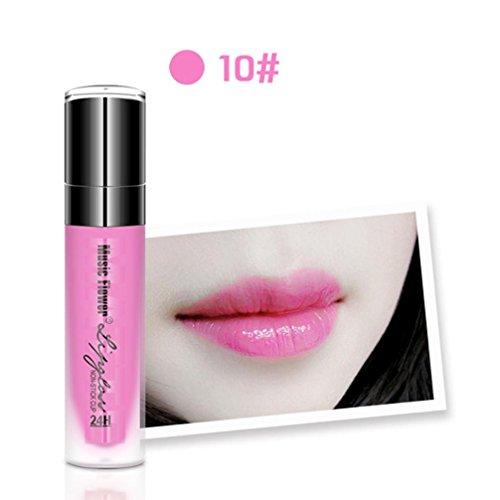 Shiny Matte Lipstick - 7