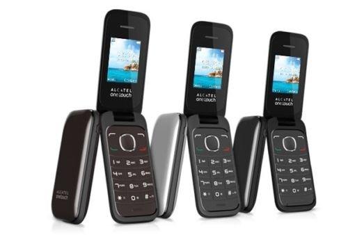 Blanco Alcatel One Touch 1035 funda para teléfono incluidas Lebara ...