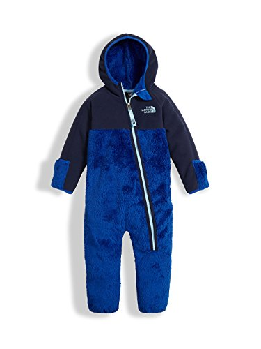 - The North Face Baby Boys' Reversible Chimborazo Hoodie - bright cobalt blue, 0