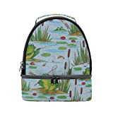 Best Under Armour Lunch Boxes - Lunch Bag Frogs Pond Womens Insulated Lunch Tote Review