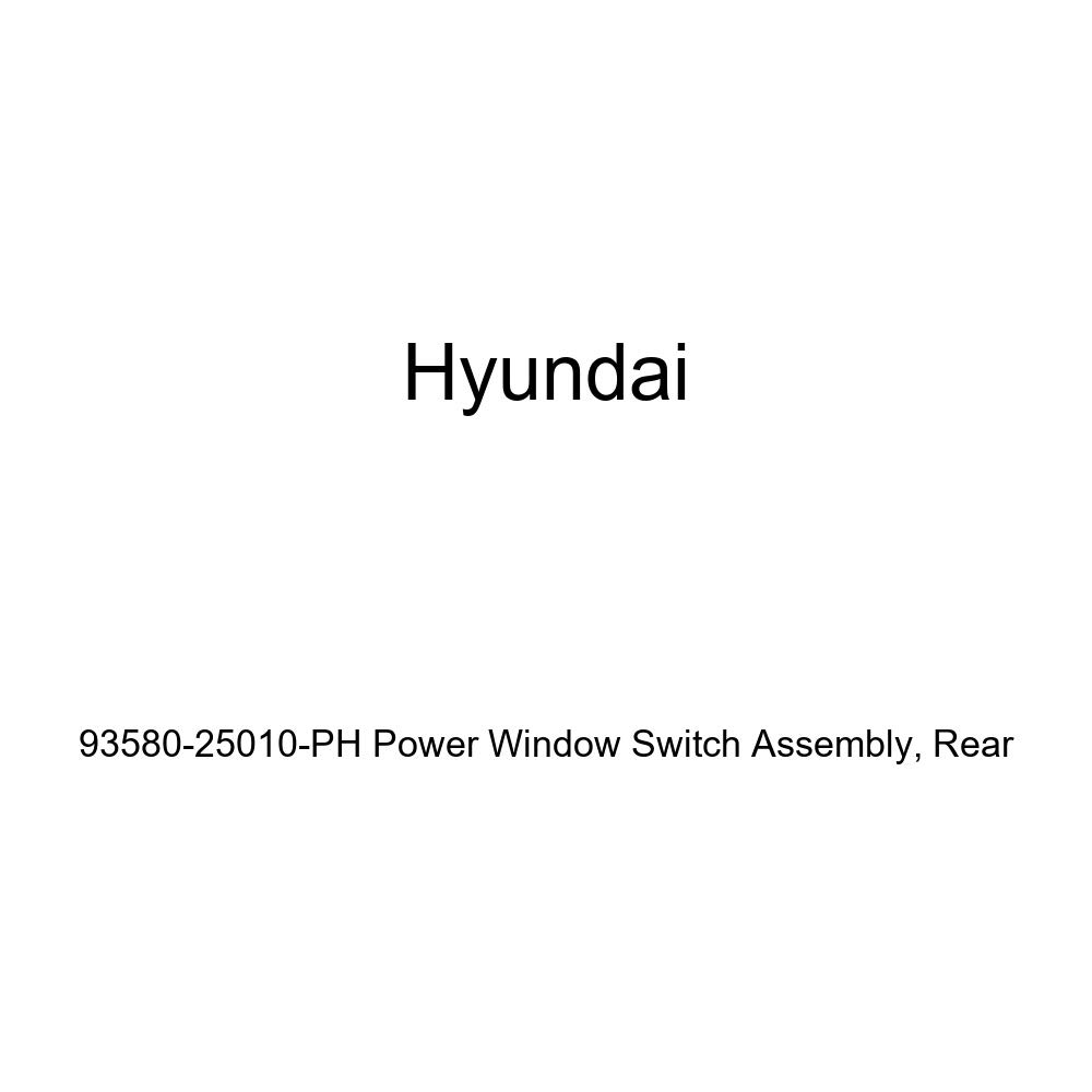Rear Genuine Hyundai 93580-25010-PH Power Window Switch Assembly