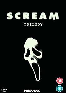 Scream 1-3 [DVD]