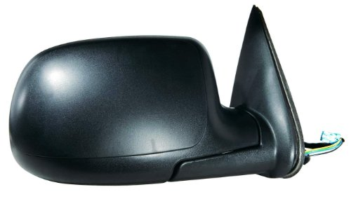 Depo 335-5401R3EFH Texture Black Passenger Side Power Heated Mirror
