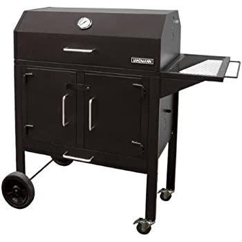 Amazon Com Landmann 590131 Black Dog 28 Bbq Charcoal