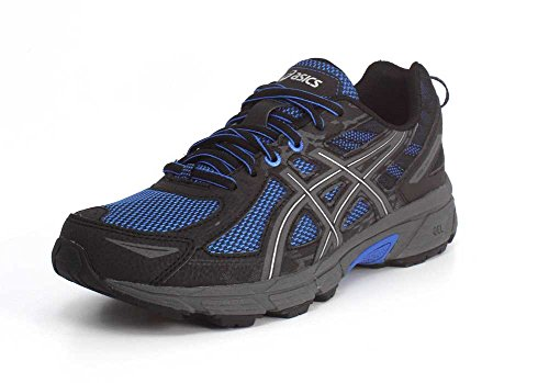 ASICS Men's Gel-Venture 6 Running Shoe Victra Blue/ Blue/ Black shop offer online new arrival buy cheap clearance clearance best place official site for sale JXp1x