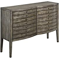 Treasure Trove Accents 16866 Two Door Sideboard, 52 x 16 x 36