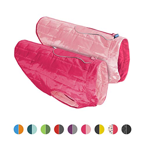 Kurgo Reversible Weather Water Resistant Reflective