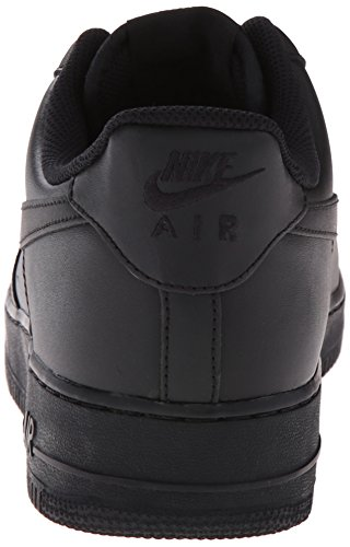 NIKE air Black 1 001 Black Shoes Sports Men Black '07 Force rcpF6r48