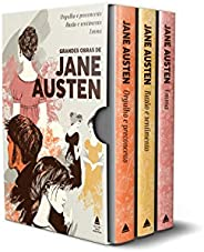 Boxe Grandes obras de Jane Austen