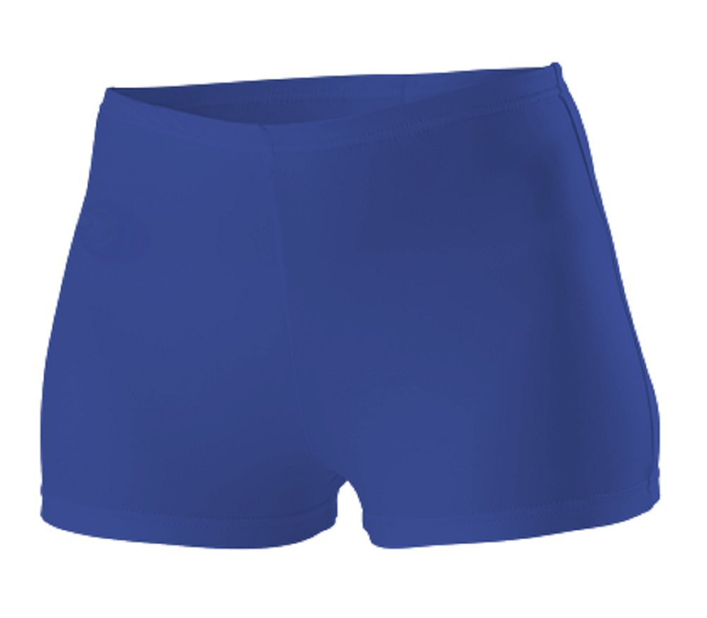 Alleson Cheer Boy Cut Brief, Royal, Small by Alleson Athletic