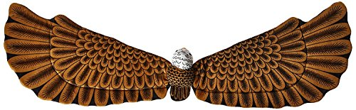 Rhode Island Novelty Eagle Plush Costume Wings | One -