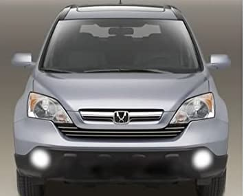 41Any6YoygL._SX355_ amazon com 2007 2009 honda cr v xenon fog lamps lights crv 07 08 2014 Honda CR-V at beritabola.co