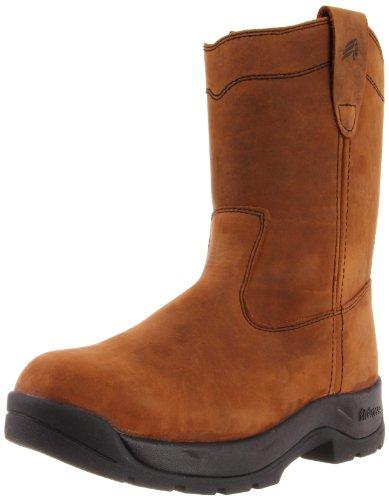 - LaCrosse Men's QC Wellington 11 Inch Steel Toe Work Boot,Brown,11.5 W US