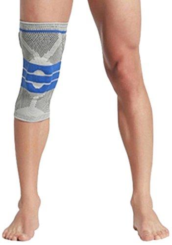 PU Health High Quality Knee Brace with Metal Frame and Gel