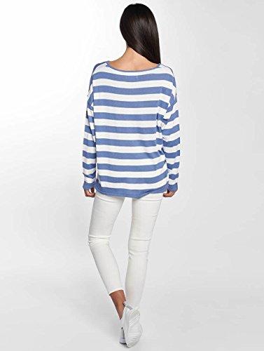 Jean Crop Jazy Bright skinny Blend Jeans She Blanc Femme UqSvF
