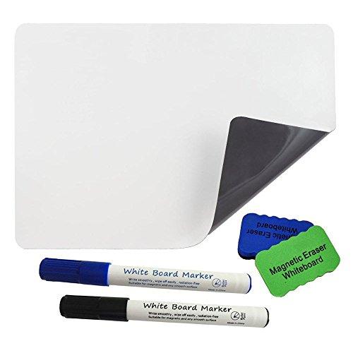 PAPRMA Magnetic Dry Erase White Board 17