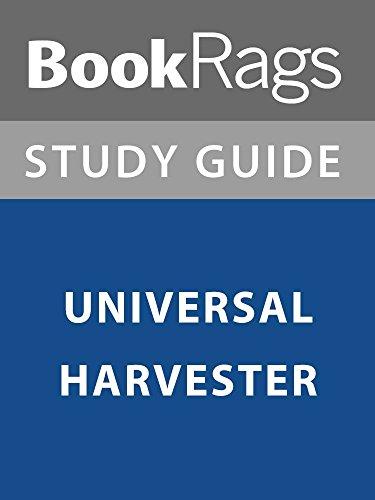 Summary & Study Guide: Universal Harvester