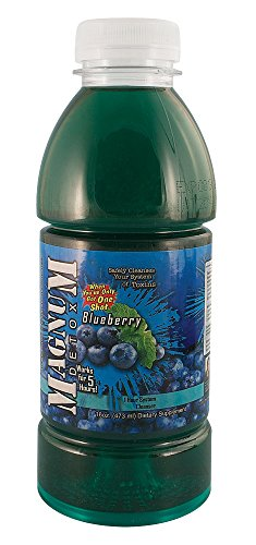 16oz Magnum Detox Blueberry Flavor