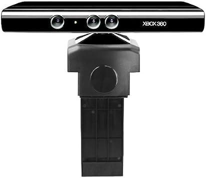 TRIXES Soporte para Sujetar a TV Xbox Kinect 360 Negro: Amazon.es: Electrónica