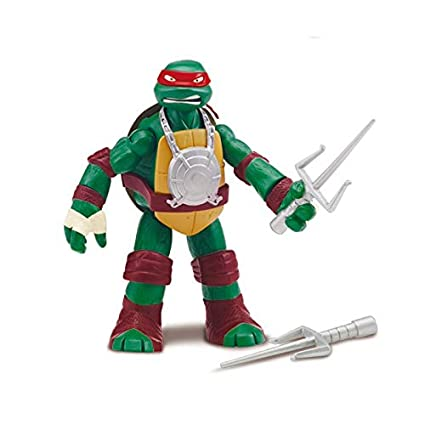 Giochi Preziosi Figurine Tortues Ninja Hand-to-Hand Fighters ...